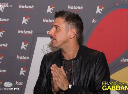 Catania: Francesco Gabbani incontra il pubblico siciliano