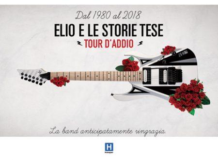 Elio e le storie tese dicono Arrivedorci a Catania: il concerto di addio