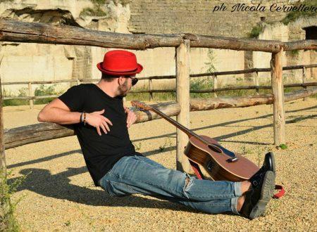 Intervista a Giuseppe D'Amati, giovane cantautore pugliese