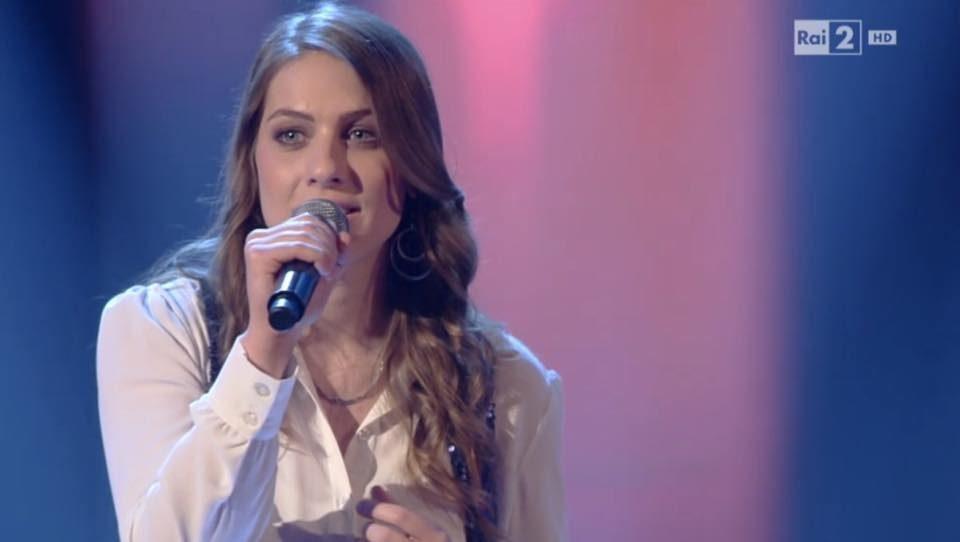 The Voice Vanessa Berni