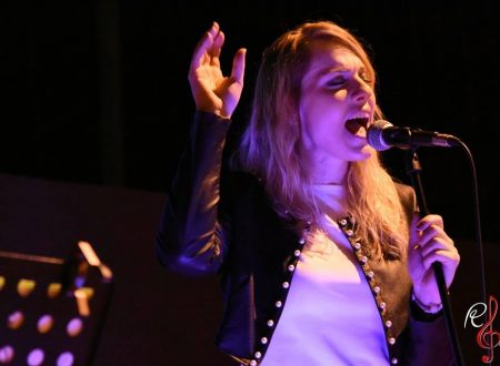 «La musica mi ha salvata»: intervista esclusiva a Vanessa Berni