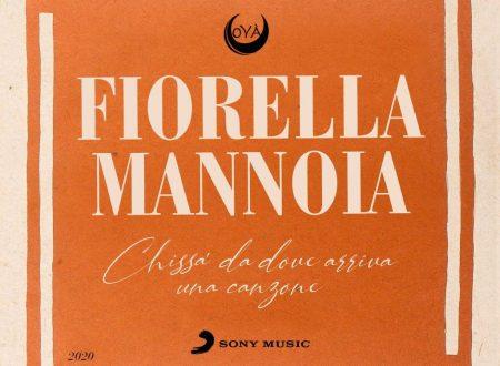 """Fiorella Mannoia torna in radio con """"Chissà da dove arriva una canzone"""""""
