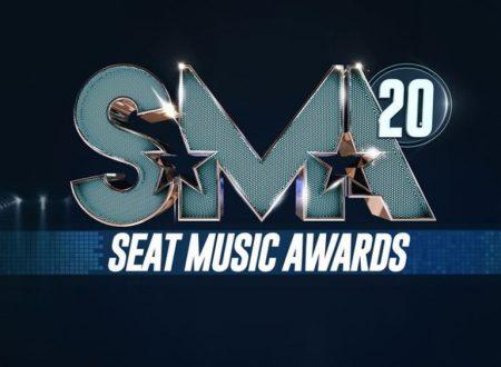 Seat Music Awards: oltre 50 gli artisti premiati